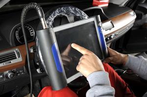 Compergestützte Fahrzeugdiagnose
